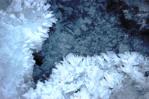 textures in the ice 2