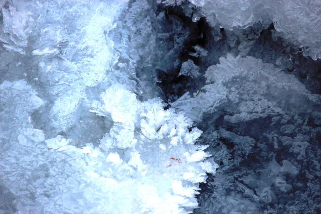 textures in the ice 3