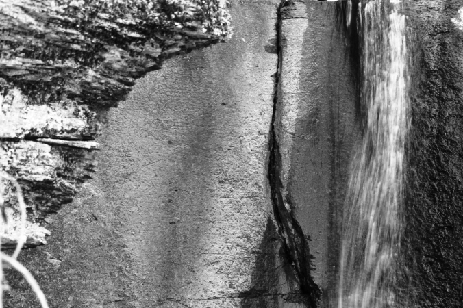 upper waterfall