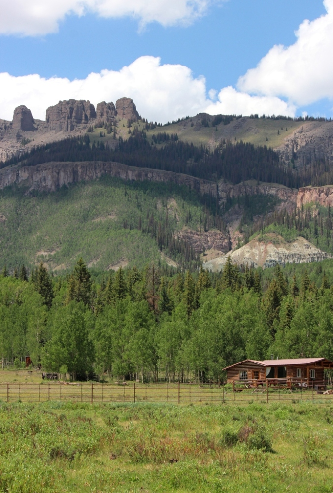 lost trail ranch and pole mountain