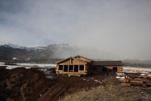 cold cabin