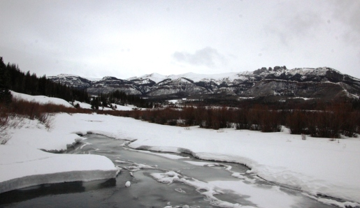 rio grande winter